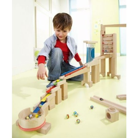 Haba Ball Track Sounds Starter Set