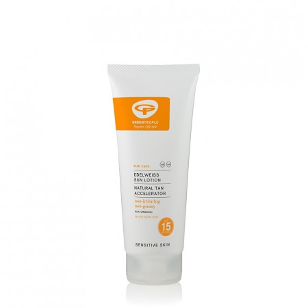 Green People Sun Lotion SPF15 100ml