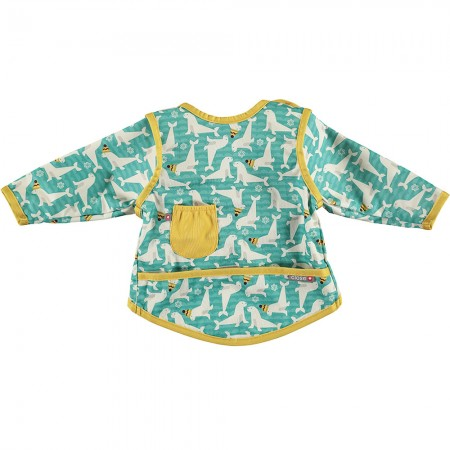 Pop-in Winter Woodland Stage 4 Coverall Bibs