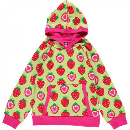 Maxomorra Strawberry Hoody