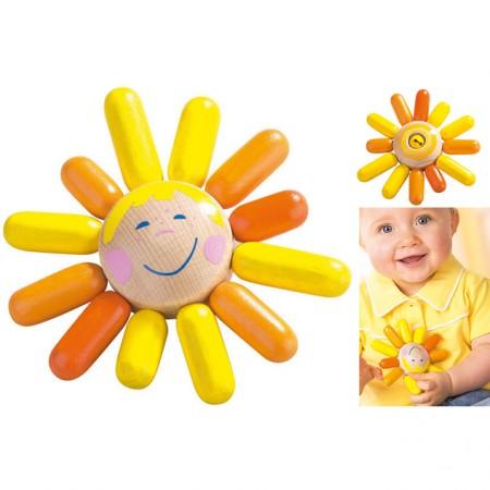 Haba Sunni Clutch & Teething Toy