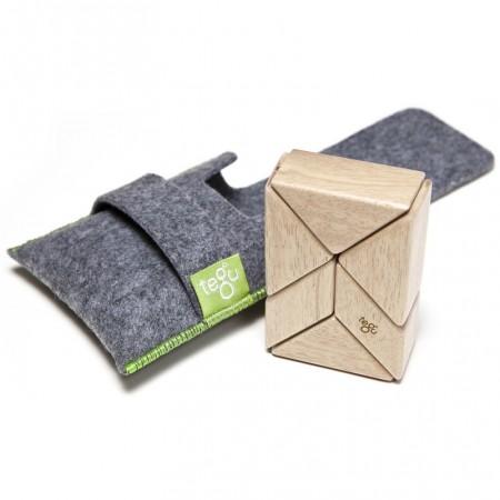 Tegu Natural 6 Piece Pocket Pouch