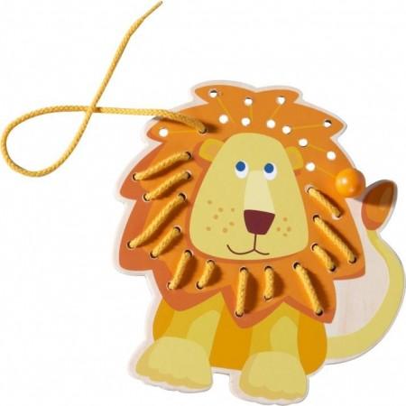 Haba Threading Lion