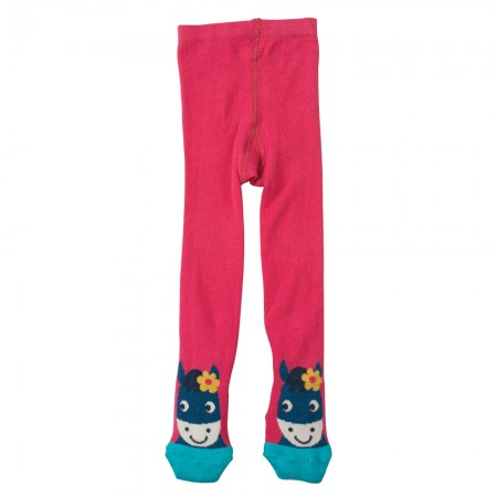 Frugi Horse Twinkle Toes Tights