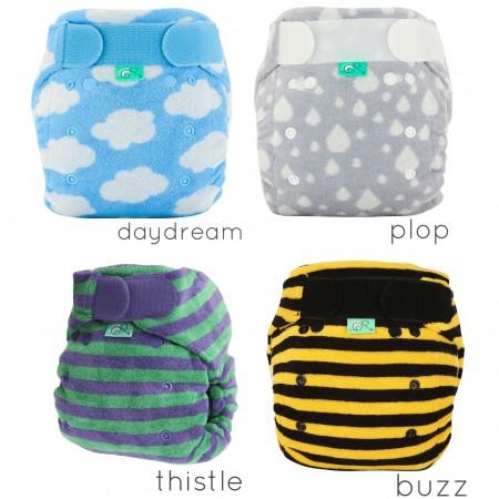Bamboozle Size 1 Custom 10 Pack
