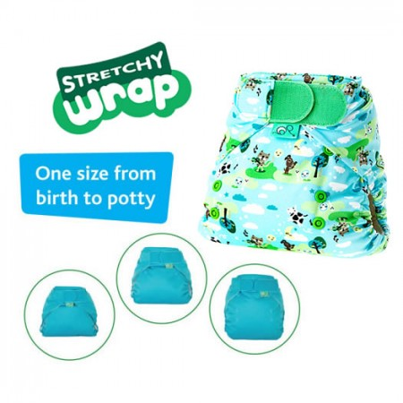TotsBots Stretchy Wrap Prints