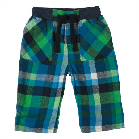 Frugi Little Field Checked Snugs