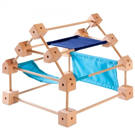 Trigonos Mini Medium Construction Set