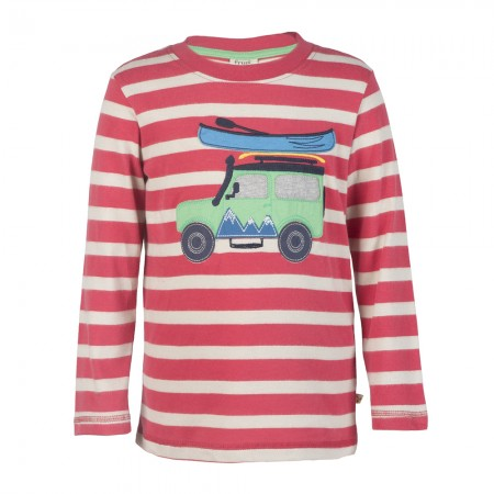 Frugi 4x4 Discovery Top
