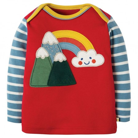 Frugi Mountains Piper Envelope Top