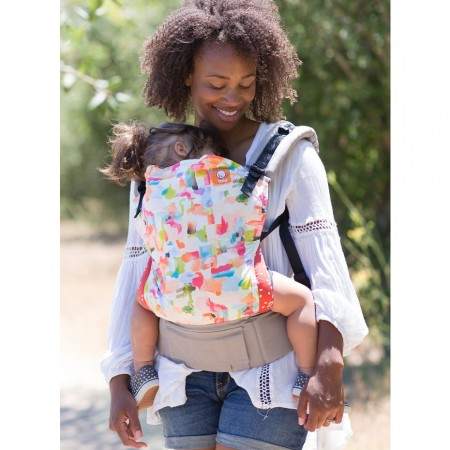 Tula Ergonomic Baby Carrier-Aquarelle