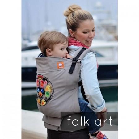 Tula Standard Baby Carrier - Folk Art