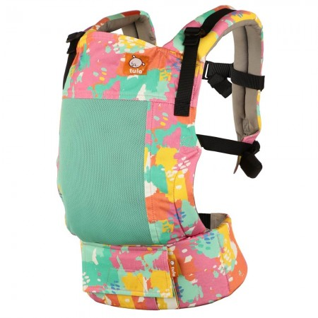 Tula Standard Baby Carrier - Coast Paint Palette