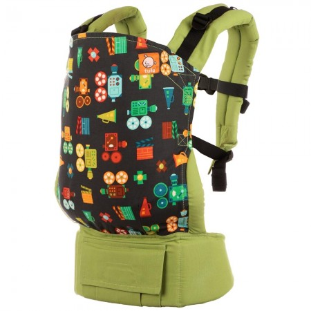 Tula Standard Baby Carrier - Let Me Entertain You