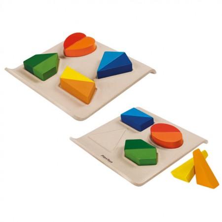Plan Toys Twist & Shape