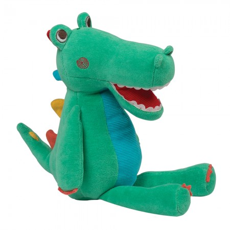 Froogli Croc Soft Toy