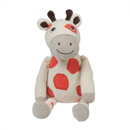 Frugi Froogli Giraffe Soft Toy