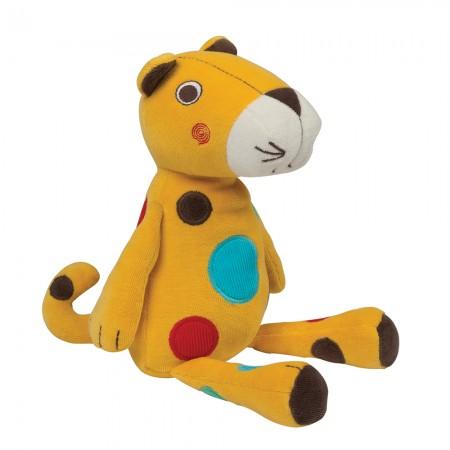 Frugi Froogli Leopard Soft Toy