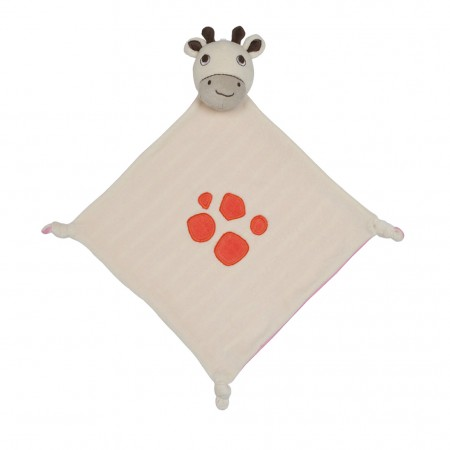Frugi Froogli Giraffe Comforter