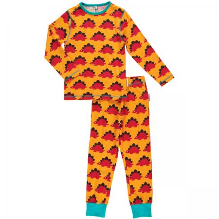 Maxomorra Dino LS Pyjamas