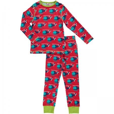 Maxomorra Chopper LS Pyjamas