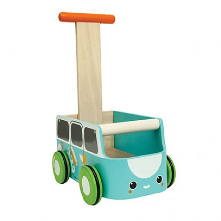 Plan Toys Van Walker - Blue
