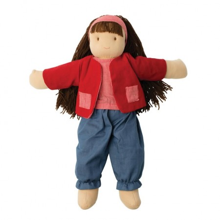 Peppa Large Waldorf Doll Suzanne - 40cm