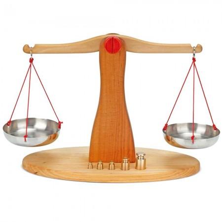 Glückskäfer Balance With Weights
