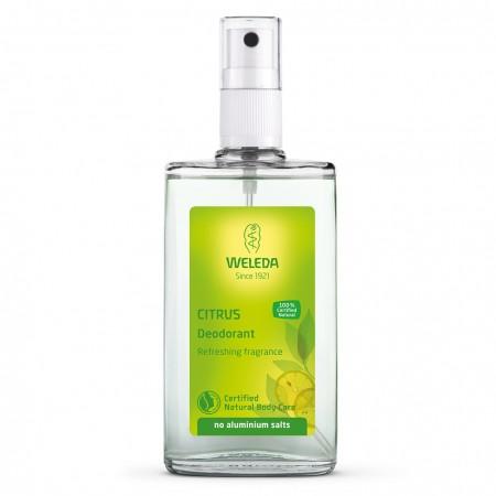 Weleda Citrus Spritz Deodorant 100ml
