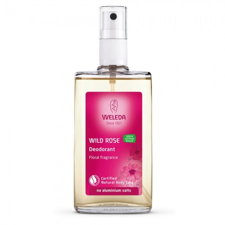Weleda Wild Rose Spritz Deodorant 100ml