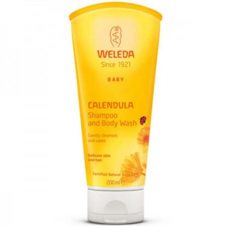 Weleda Baby Calendula Shampoo & Wash