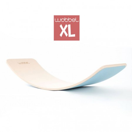 XL Wobbel Boards Whitewash Linen