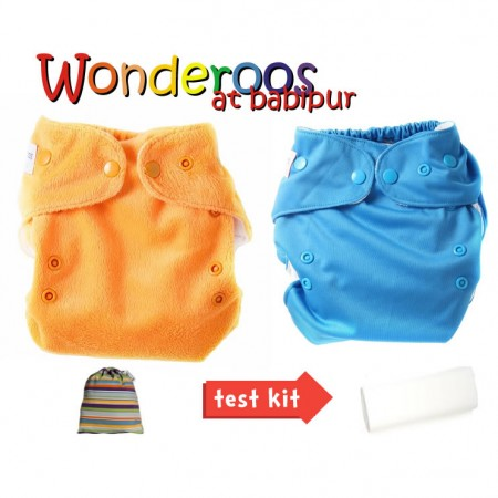 Wonderoos V3 test kit