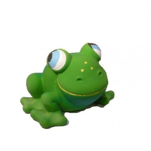 Rubber Frog Toy Natural Rubber