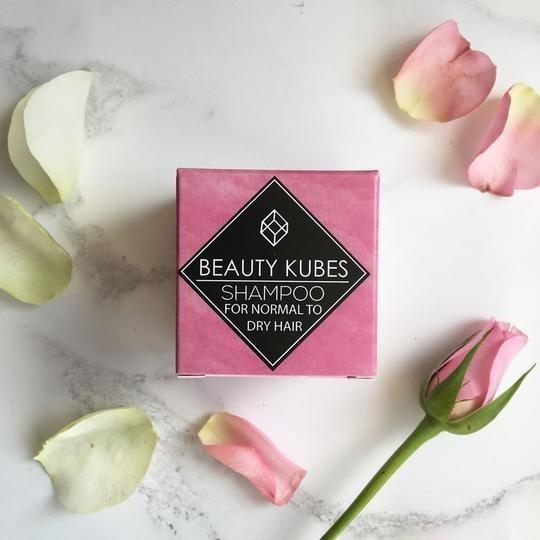 Beauty Kubes Shampoo Normal Dry Hair