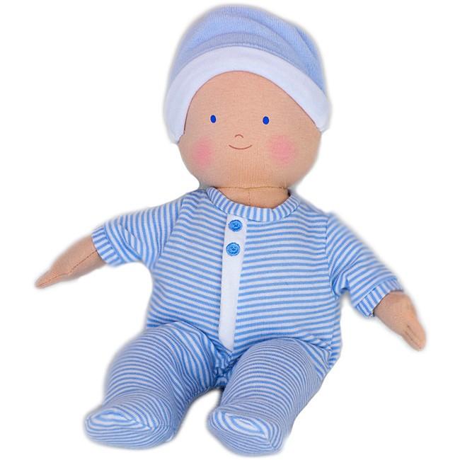Blue Baby Toys : Bonikka blue baby doll
