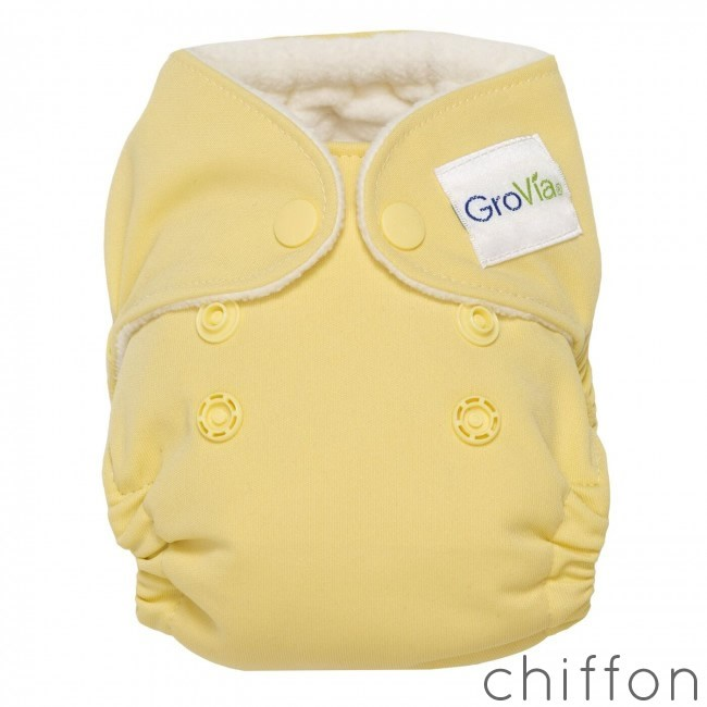 Grovia Newborn Aio Cloth Nappy