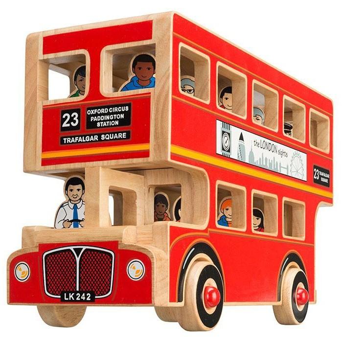 Lanka Kade London Bus Amp 16 People