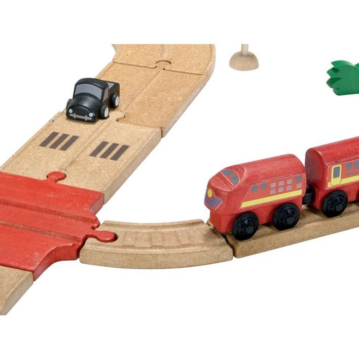 Plan Toys Garage Set | AndyBrauer.com