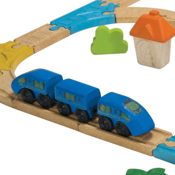 Plan Toys Rail 25