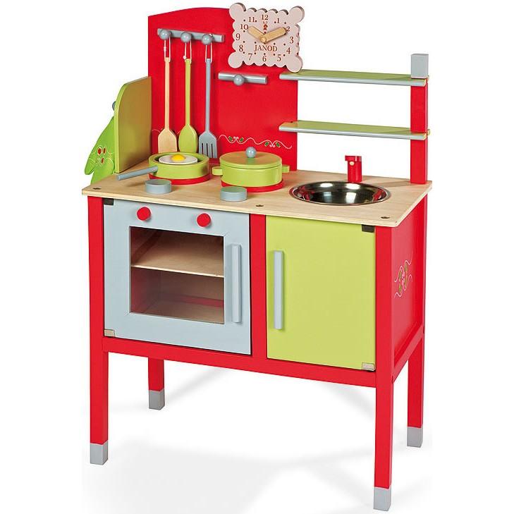 janod maxi kitchen. Black Bedroom Furniture Sets. Home Design Ideas