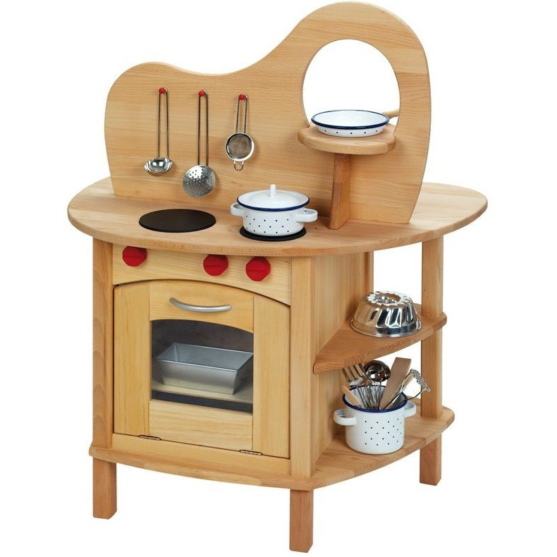 Gl 252 Cksk 228 Fer Play Kitchen With Top