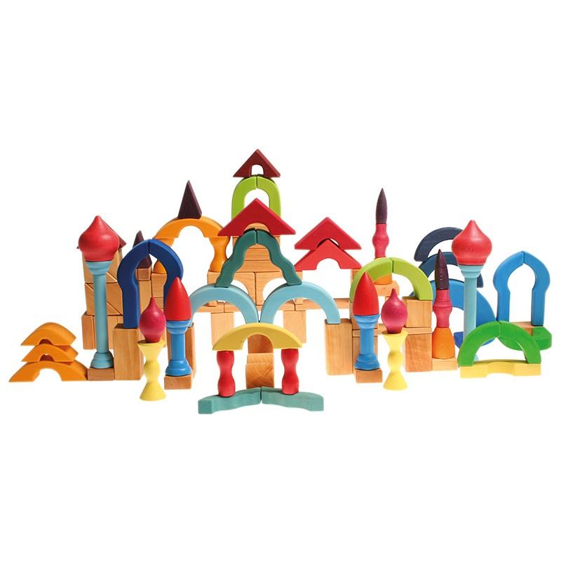 Grimm S Curves Building Blocks
