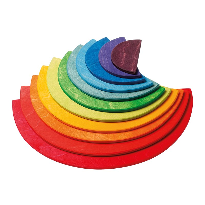 grimms rainbow semicircles