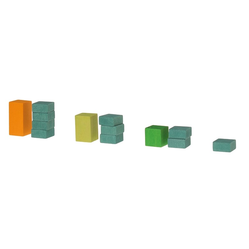 Grimm S Small Stepped Counting Blocks