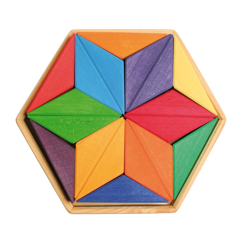Grimm S Star Complementary Colour Puzzle