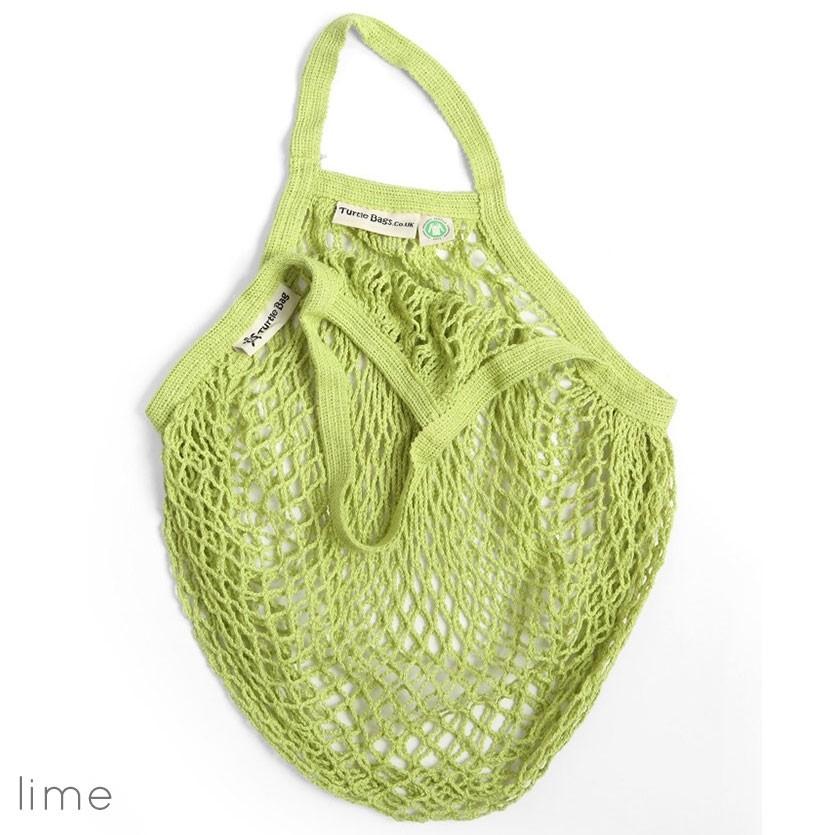 Turtle Bags Short Handled String Bag