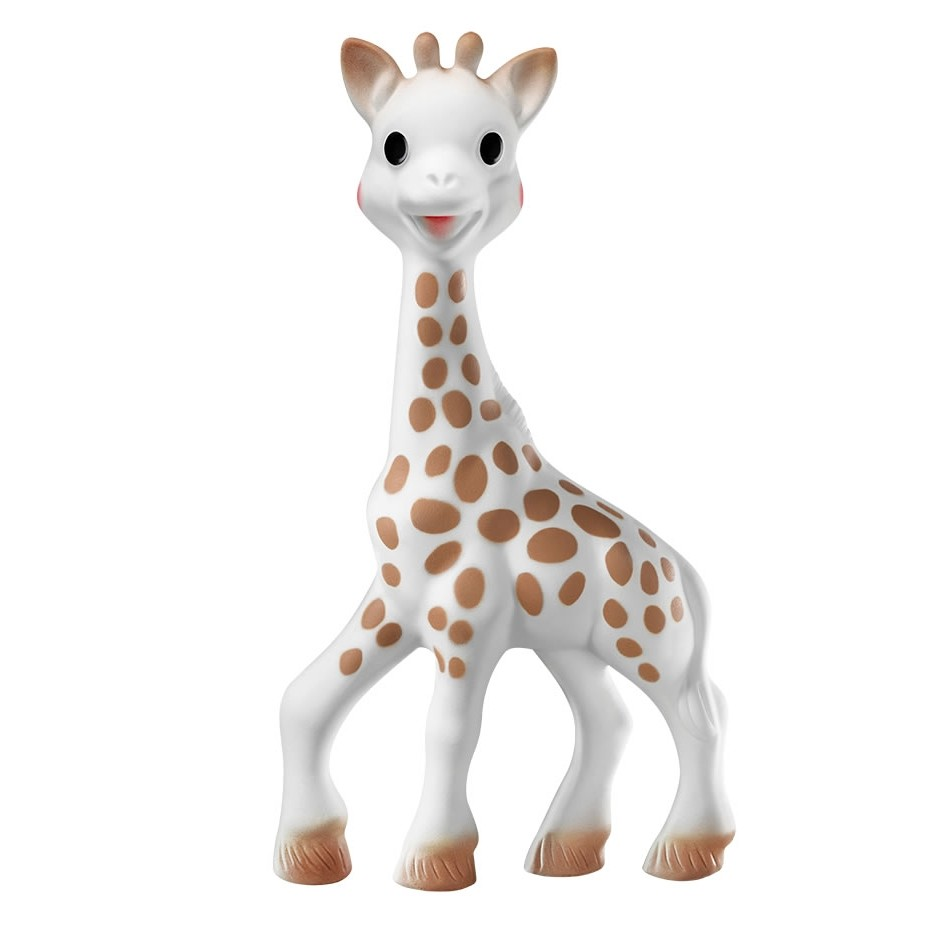 Sophie The Giraffe Amp Natural Teether Gift Set