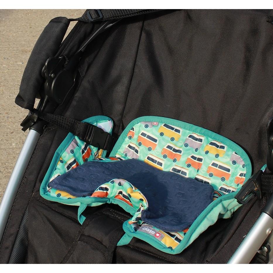 Pop In Car Seat Protector 2016 Prints