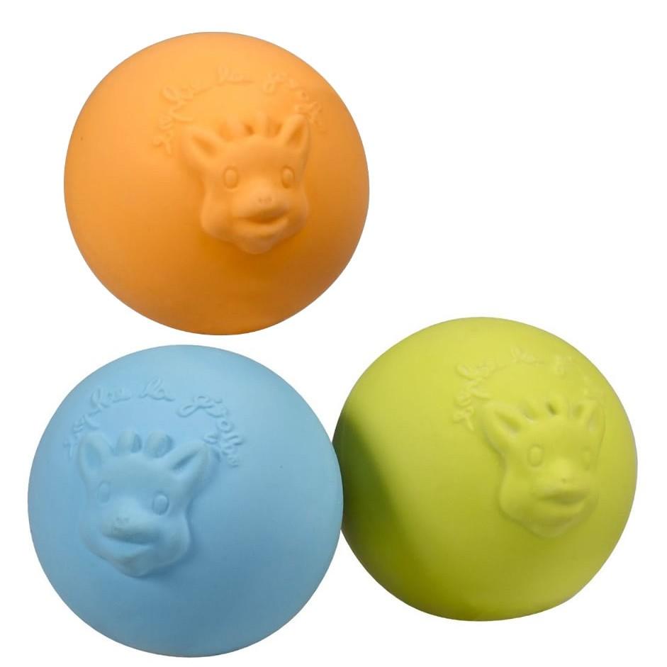 giraffe balls